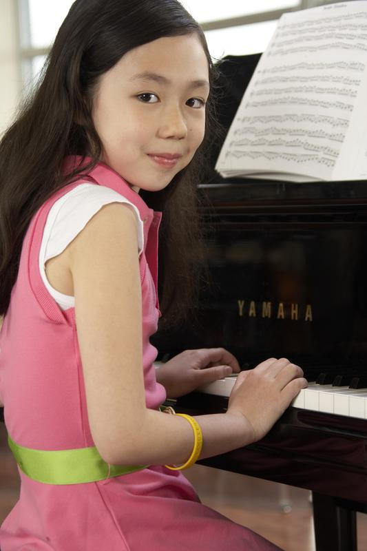 Children as young as five years old can benefit from and enjoy piano lessons. For guitar, ages six and up is a perfect starting age.